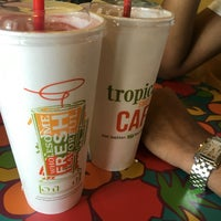 Photo taken at Tropical Smoothie Café by Saud A. on 8/26/2016