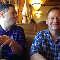 Photo taken at Olive Garden by Rick B. on 4/26/2014