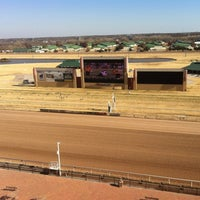 Photo taken at Remington Park Racetrack & Casino by Joey M. on 11/28/2012