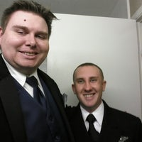Photo taken at Holiday Inn Express by Brien B. on 12/15/2012