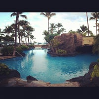 Photo taken at Marriott's Maui Ocean Club  - Lahaina & Napili Towers by Brian M. on 9/19/2012