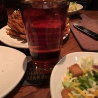 Photo taken at Outback Steakhouse by Joe P. on 2/15/2016