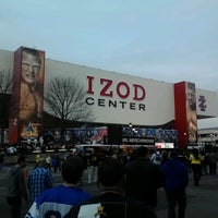Photo taken at Izod Center by Chris C. on 4/8/2013