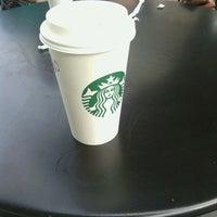 Photo taken at Starbucks Coffee by Rogelio P. on 10/21/2012
