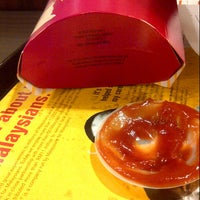 Photo taken at McDonald's & McCafé by Adam A. on 2/16/2013