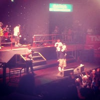 Photo taken at Arena Vip by Larissa M. on 3/16/2013