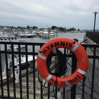 Photo taken at Steamship Authority - Hyannis Terminal by Patrick on 6/21/2016