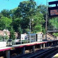 Photo taken at LIRR - Douglaston Station by jose b. on 8/6/2013