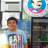 Photo taken at Uncle Louie G's Italian Ices & Ice Cream by jose b. on 6/18/2013