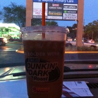 Photo taken at Dunkin' Donuts by Goldie on 4/24/2013
