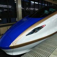 Photo taken at Ōmiya Station by アメリカ 巫. on 12/29/2015