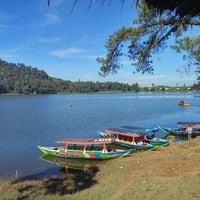 Photo taken at Situ Patengan (Patenggang) by Dr Panji Wijaya on 10/9/2016