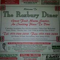 Photo taken at Roxbury Diner by Lamonte M. on 11/13/2012
