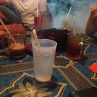 Photo taken at Dusun Bay Restaurant & Cafe by Syammil A. on 9/12/2015