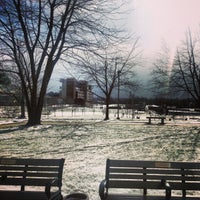 Photo taken at University of Akron by Samuel C. on 1/22/2013