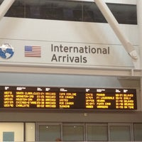 Photo taken at Terminal 1 by Annie J. on 4/27/2013