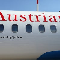 Photo taken at Blue Danube Airport Linz (LNZ) by Two Beers on 7/10/2013