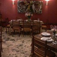 Photo taken at DiVino Restaurante by Paulo C. on 5/22/2013