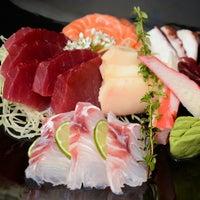 Photo taken at Lotus Japanese Fusion Cuisine by Lotus J. on 9/3/2014