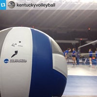 Photo taken at Memorial Coliseum by University of Kentucky on 12/6/2014