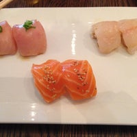Photo taken at SUGARFISH | Downtown LA by Rob H. on 7/4/2013