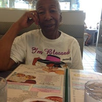 Photo taken at Village Diner by Valencia E. on 6/20/2014
