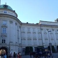 Photo taken at Hofburg Innsbruck by Saliha U. on 8/30/2015