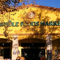 Photo taken at Whole Foods Market by Frank M. on 10/26/2014