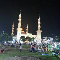 Photo taken at Alun Alun Tegal by Rifka A. on 6/12/2016