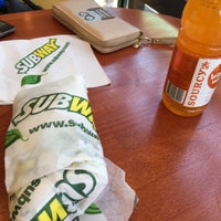 Photo taken at Subway by Robbert T. on 5/13/2016