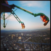 Photo taken at Stratosphere Casino, Hotel & Tower by Brian T. on 3/28/2013
