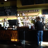 Photo taken at The Palace Coffee Company by Joe M. on 1/6/2014