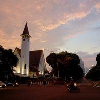Photo taken at GPIB Paulus Jakarta by JDR on 2/21/2016