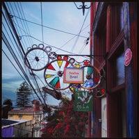 Photo taken at PataPata Hostel by David C. on 10/19/2013