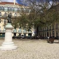 Photo taken at Largo Das Belas Artes by Fernando on 3/29/2016