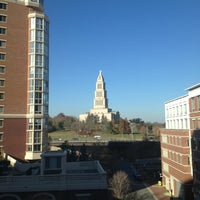 Photo taken at The Westin Alexandria by Chris D. on 11/22/2012