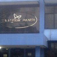 Photo taken at Planetarium Jakarta by Endro N. on 1/7/2013