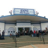 Photo taken at Expo São Roque by Alex L. on 10/13/2012