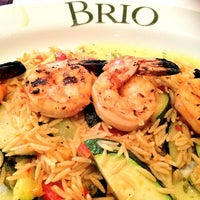 Photo taken at Brio Tuscan Grille by Cecilia Y. on 11/19/2012