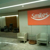 Photo taken at Sala Vip Smiles / Gol by Luiz Gustavo d. on 9/22/2012