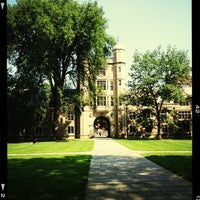 Photo taken at University of Michigan by Markus on 8/19/2013