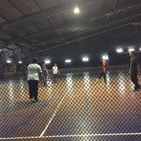 Photo taken at JPS Futsal Ampang by sasha H. on 12/22/2015