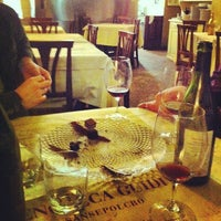 Photo taken at Enoteca Guidi by Valentina M. on 1/13/2013