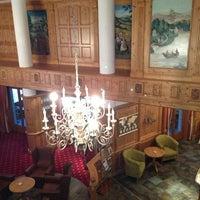 Photo taken at BinderBubi Hotel & Spa by Michael P. on 1/8/2013