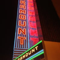 Photo taken at Paramount Theatre by Ira S. on 3/4/2013