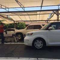 Photo taken at Mission Car Wash by Anna Y. on 6/25/2016