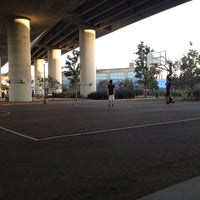 Photo taken at Berry Basketball Courts by Elisa L. on 6/2/2013