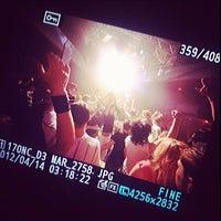 Photo taken at Naktsklubs Bermuds by Martins on 1/18/2013