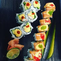 Photo taken at Sashimi Sashimi by Sashimi S. on 9/12/2015