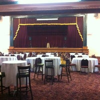 Photo taken at The Historic German House Auditorium & Events Center by Natalee K. on 3/15/2013